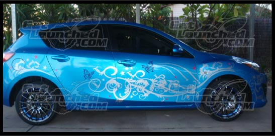 Graphics For Butterfly Car Graphics Www